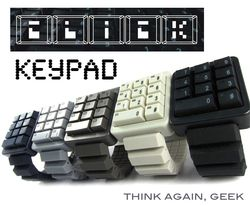 Click Keypad Watch
