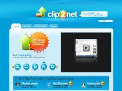 Clip2Net screen1.