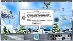 Clones screen 1