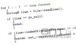 Code info