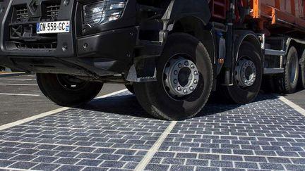 Colas route solaire