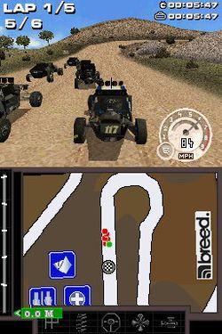 Colin McRae DiRT 2 DS - Image 1