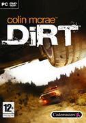Colin mcrae dirt packshot