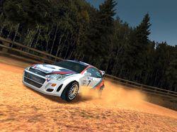 Colin McRae Rally iOS - 2