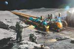 colonie russie lune
