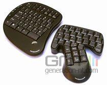 Combimouse clavier souris