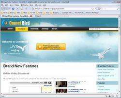 cometbird screen1