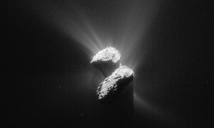 Comète 67P.