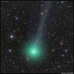 Comète Lovejoy