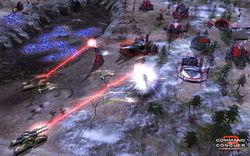 Command And Conquer 3 La Fureur De Kane Xbox 360   Image 12