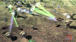 Command And Conquer 3 La Fureur De Kane Xbox 360   Image 3