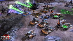 Command And Conquer 3 La Fureur De Kane Xbox 360   Image 6