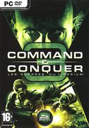 Command and Conquer 3   packshot