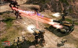 Command & Conquer 3 Kane\'s Wrath - Image 14
