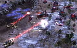 Command conquer 3 kane wrath image 1