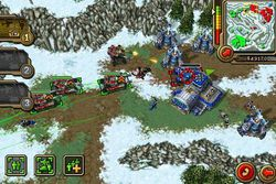 Command & Conquer Alerte Rouge iPhone - Image 3