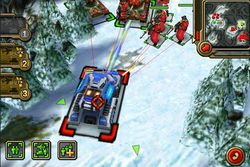 Command & Conquer Alerte Rouge iPhone - Image 4