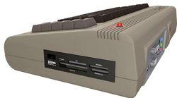 Commodore 64 droit