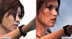 comparatif Tomb Raider