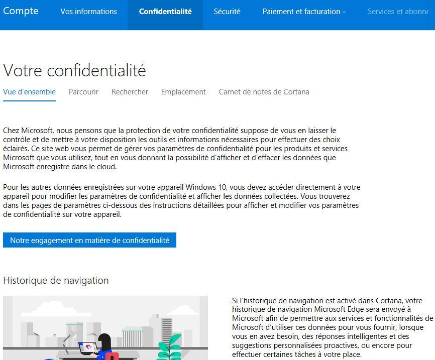 Compte-Microsoft-confidentialite