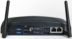 CompuLab Intense PC arrière