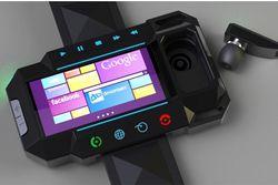 concept smartwatch Microsoft