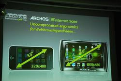 conference Archos Android 10