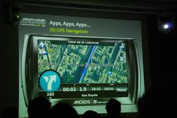 conference Archos Android 16