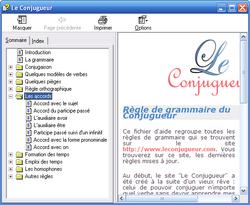 Le Conjugueur screen1
