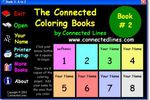 Connected Kids Coloring Book 1: faire du coloriage