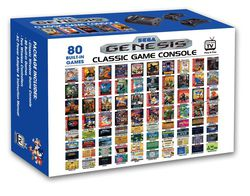 Console Megadrive Atgames - 3