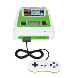 Console Super Nintendo Lekki - 1
