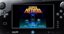 Console Virtuelle Wii U