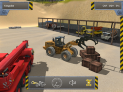Construction Simulator screen1