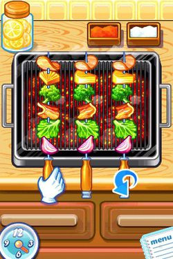 Cooking Star iPhone 03