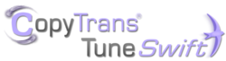 CopyTrans TuneSwift logo