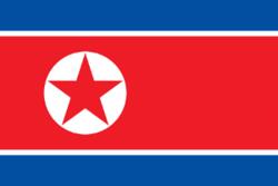Coree-nord-drapeau