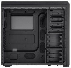 Corsair Carbide Series 500R noir intérieur