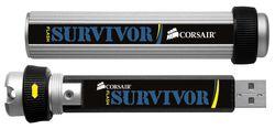 Corsair clé USB Flash Survivor 64 Go
