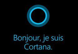 Cortana France vignette