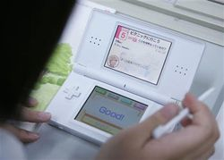 Cours anglais sur DS au Japon   2