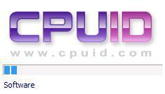 CPU-Z 1.52 démarrage