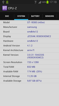 CPU-Z-Android-System