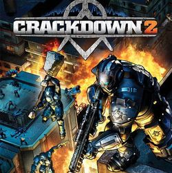 Crackdown 2 - vignette