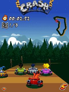 Crash Bandicoot Nitro Kart 01