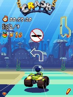 Crash Bandicoot Nitro Kart 03