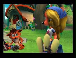 Crash of the Titans Wii (2)