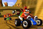 Crash Team Racing - artwork