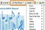 Crawler Radio & MP3 Player : un lecteur audio simple mais efficace