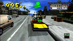 Crazy Taxi XLA PSN - 1